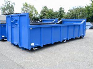 Большие шламоосушающие контейнеры в стандартном исполнении