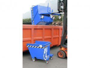 Компактные шлaмоосушающие контейнеры в работе