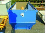Стандартный контейнер для осадка с вибрационным модулем