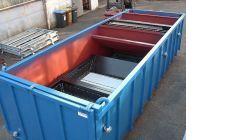 Большие контейнеры специального исполнения