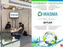 Участие ZETLER в международной выставке Wasma-2016